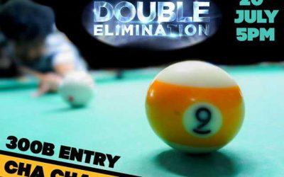 Cha Cha 9-Ball Tournament 20th July